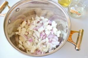 Овощной салат с рисом на зиму - фото шаг 4