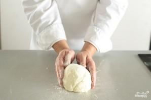 Творожное тесто без дрожжей - фото шаг 4