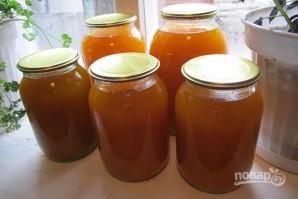 Яблочный сок на зиму - фото шаг 4