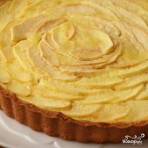 Эльзасский яблочный пирог - фото шаг 3