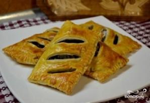Пирожки со щавелем в духовке - фото шаг 10