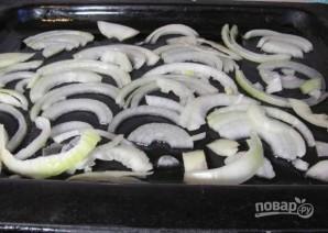 Линь в духовке - фото шаг 1