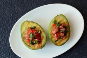Авокадо на гриле - фото шаг 5