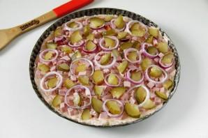 Картофельное тесто для пиццы - фото шаг 8