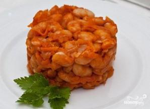Фасоль в томатном соусе - фото шаг 3