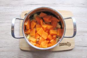 Суп из тыквы с беконом - фото шаг 5