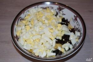 Салат с курицей и черносливом - фото шаг 6