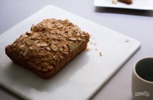 Банановый хлеб без яиц - фото шаг 4