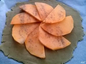 Тыквенный пирог с апельсином - фото шаг 6