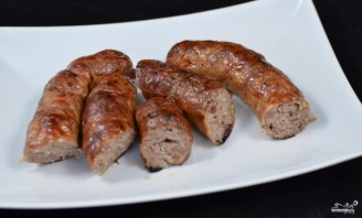 Домашние колбаски - фото шаг 5