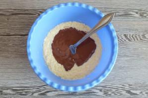 Печенье с молочным шоколадом - фото шаг 6