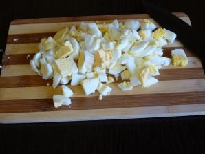 Салат из морепродуктов Для любимого - фото шаг 3