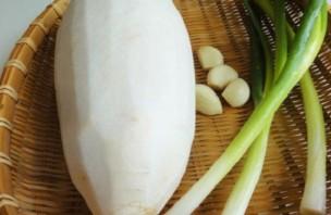 Суп из вяленой рыбы - фото шаг 1