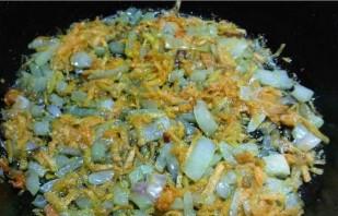 Вегетарианский рассольник с рисом - фото шаг 6