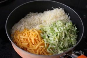 Рис с цукини и сыром - фото шаг 4
