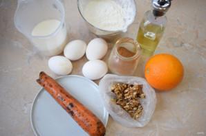 Английский морковный торт - фото шаг 1