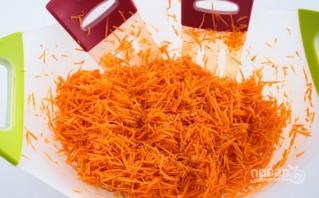 Салат из морковки - фото шаг 5