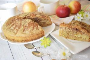 Финский яблочный пирог - фото шаг 8
