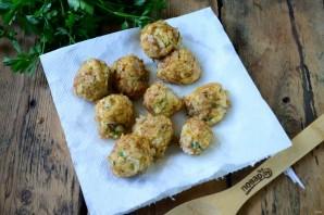 Картофельные шарики во фритюре - фото шаг 6