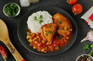 Цыпленок по-мексикански - фото шаг 8