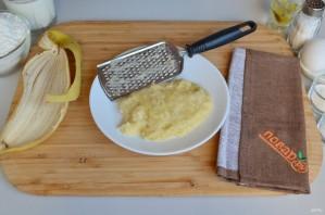 Полезные банановые панкейки - фото шаг 2