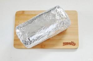 Куриный рулет с сыром и томатами - фото шаг 10