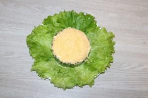 Салат с курицей, черносливом и ананасом - фото шаг 11
