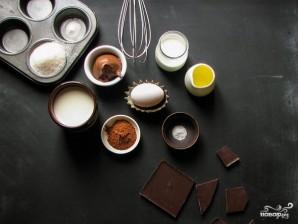 Блинный торт шоколадный - фото шаг 1