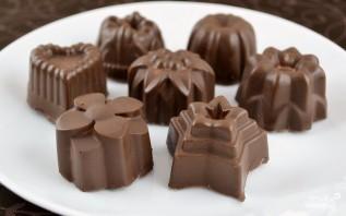 Творожные сырки в шоколаде - фото шаг 3
