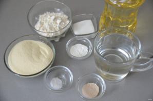 Марроканские блины из пенного теста - фото шаг 1