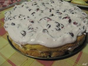 Вишневый крем для торта - фото шаг 2
