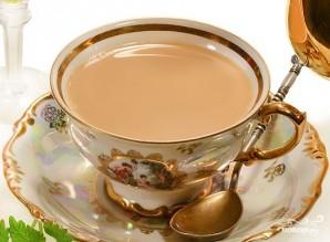 Зеленый чай с солью - фото шаг 4
