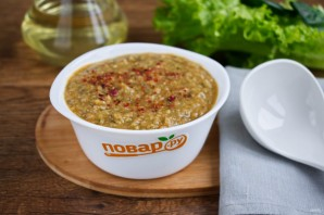 Пряный марокканский суп из нута - фото шаг 7