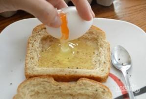 Завтрак для мужчины - фото шаг 1