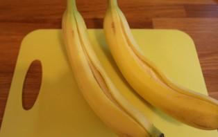 Печеный банан с медом - фото шаг 2