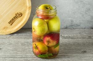 Мочение яблок - фото шаг 6
