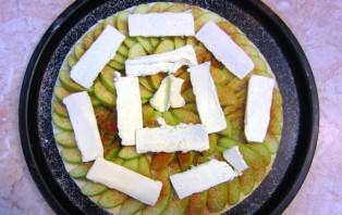 Яблочный пирог с абрикосовым джемом - фото шаг 4