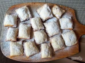 Быстрое печенье на кефире - фото шаг 8