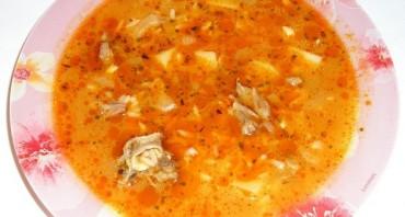 Суп с говядиной и картошкой - фото шаг 12