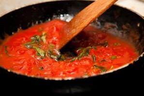 Подлива из овощей - фото шаг 3