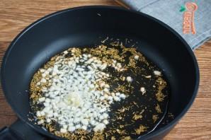 Тосканский суп из нута - фото шаг 3