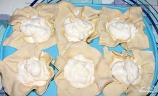 Творожное пирожное - фото шаг 5
