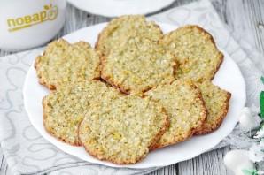 Овсяное печенье без муки и масла - фото шаг 7