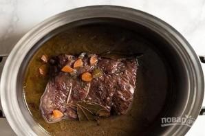 Мясо в красном вине - фото шаг 6