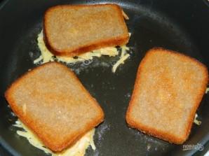 Горячие овощные бутерброды - фото шаг 5