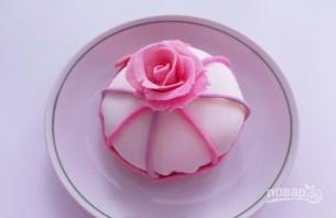 Мастика для пирожных - фото шаг 4