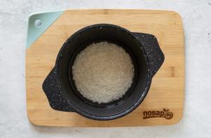 Рисовая каша с грибами - фото шаг 2
