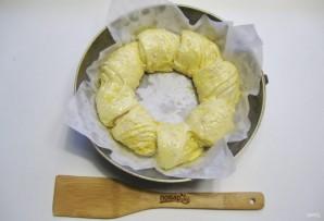 Итальянский хлеб с сыром - фото шаг 11