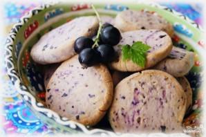 Смородиновое печенье - фото шаг 4