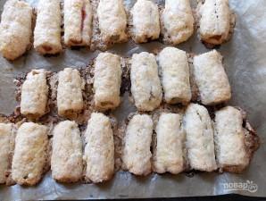 Сахарное печенье с ревенем - фото шаг 8